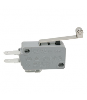 Microinterupator 1 circuit 16(4A) 250V ON-ON 09009