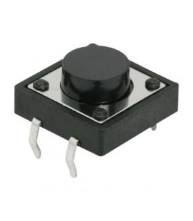 Microinterupator 1 circuit 0.05A-12VDC OFF-ON fara retinere 09040