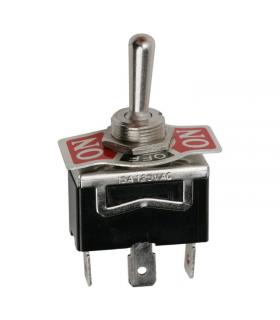 Comutator cu brat de moment 1 circuit 10A ON-OFF-ON