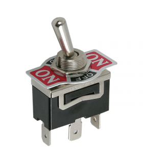 Comutator cu brat 1 circuit 10A 250V ON-OFF-ON