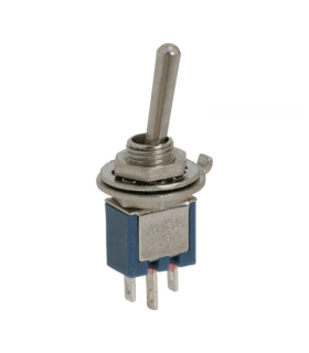 Comutator cu brat 1 circuit 1A-250V ON-ON