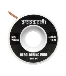 Banda sugativa de fludor 1.5m x 2mm Fahrenheit