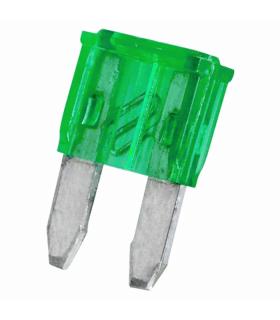 Siguranta mini cutit 11x8.6mm 30A