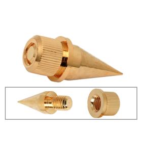Contacte incinte acustice ascutite placate cu aur