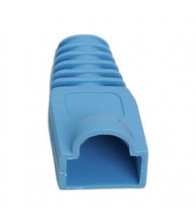Protectie cablu RJ45 8p8c albastru