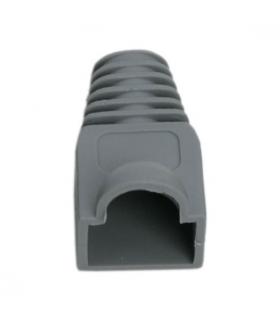 Protectie RJ45 8p8c cablu modular 8p8c gri