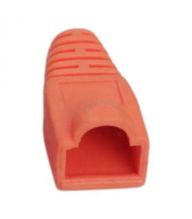 Protectie cablu modular RJ45 8p8c portocaliu