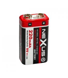 Acumulator E-block PP3 6HR061 Ni-Mh 9V 220mAh Nexus