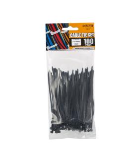 Coliere plastic 100x2.5mm 100buc Handy