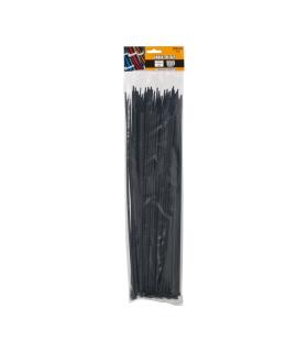 Coliere plastic 390mm 100buc Handy