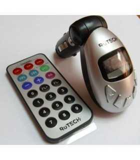 Modulator FM cu telecomanda citeste card SD/Usb Flash