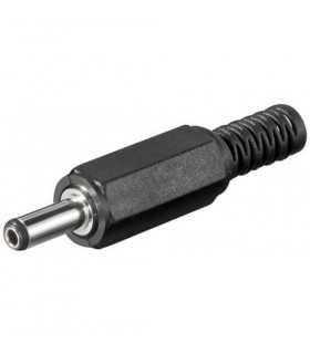 Mufa DC tata pin 9mm 1.4x3.4mm Goobay