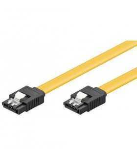Cablu hdd sata L la sata L 0.3m clip 6GBit/s Goobay