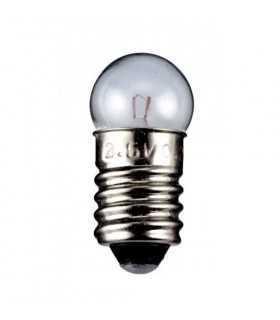 Bec E10 6V 0.4A glob Goobay