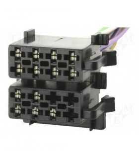 Cablu adaptor auto ISO universal mama 5+8