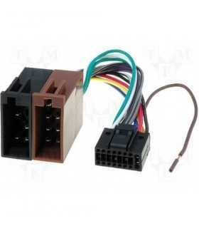 Cablu adaptor auto conector ISO la Kenwood 16 pini