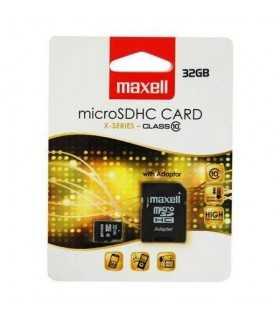 Card microSD 32GB Clasa 10 +adaptor SD X-series