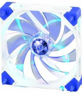 Ventilator SF-F101 blue LED fan 120mm 12V