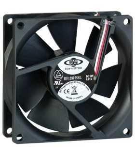 Ventilator Inter-tech 80mm fan 12V