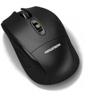 Mouse F620 black wireless gaming Newmen