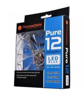 Ventilator Pure S 12 LED 120mm LED blue 12V