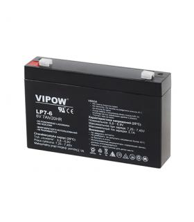 Acumulatori gel plumb 6V 7Ah Vipow
