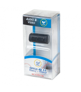 Adaptor prelungire optic 3.5mm mama la 3.5mm mama EDC