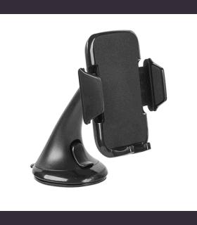 Suport universal auto negru pentru telefon GPS MP3 M-LIFE