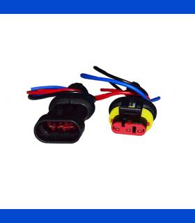 Conector superseal cablu 20cm 3 contacte
