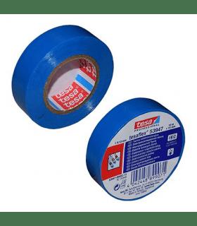 Banda adeziva izolatoare 15mmx10m albastra Tesa