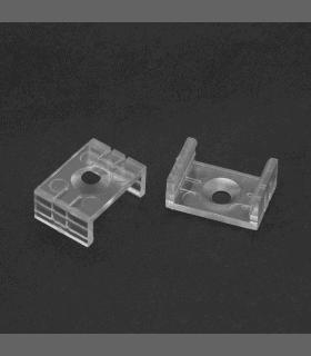 Element de fixare pentru profil de aluminiu profile 41010A1-A2/41011A1-A2 2buc