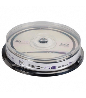 Blu-Ray 25GB rewritable cake10 Omega