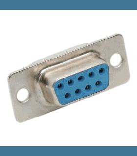Mufa D-SUB RS232 serial DB9 9 pini mama