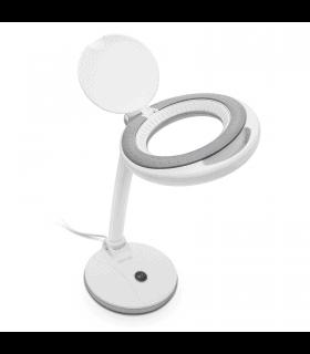 Lampa de lucru LED cu lupa Handy