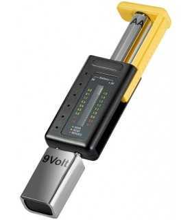 Tester baterii cu afisaj LCD Goobay