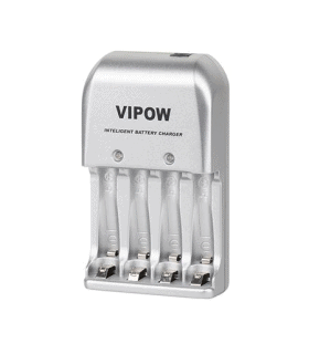Charger 3in1 PFC001 4x AA 4x AAA Vipow