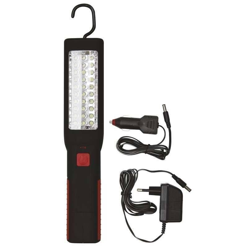 Lanterna de lucru LED cu acumulator 3.6V 1200mAh 30+7x5mm 230VAC 12VDC auto Emos