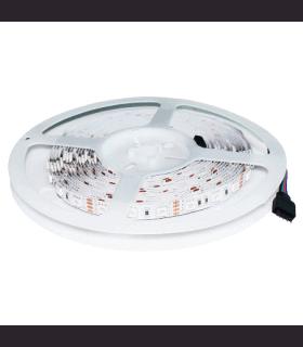 Banda LED SMD5050 60LED/m RGB IP20 5m V-TAC
