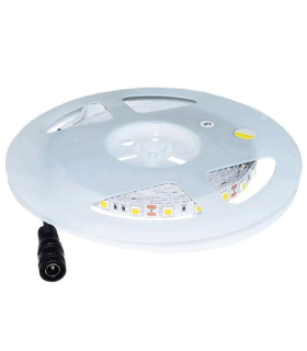 Banda LED SMD5050 60LED/m 3000K IP20 5m V-TAC