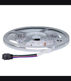 Banda LED SMD5050 30LED/m RGB IP20 5m V-TAC