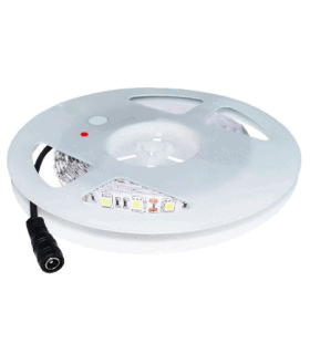 Banda LED SMD5050 60LED/m rosu IP20 5m V-TAC