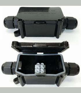 Cutie din aluminiu IP65 cu conector V-tac
