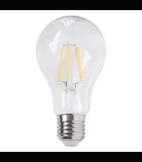 Bec E27 cu filament LED A67 10W 2700K V-TAC