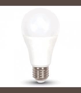 Bec LED A60 E27 9W 6000K alb rece 3 step dimmer V-TAC