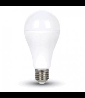 Bec LED A65 E27 15W 3000K alb cald V-TAC