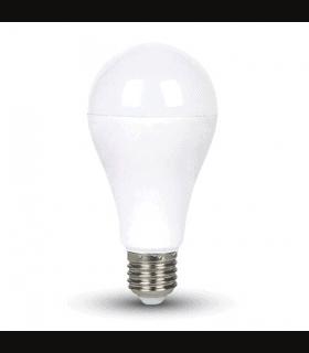 Bec LED A65 E27 17W 2700K alb cald 1800Lm V-TAC