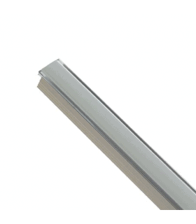 Profil aluminiu pentru Banda LED 2m 14.5mm X 7.5mm transparent