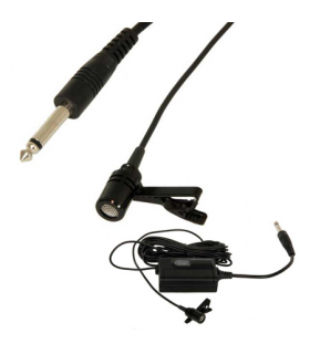Microfon lavaliera 100ohm