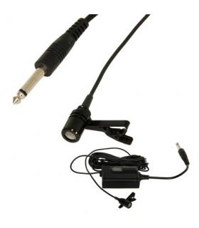 Microfon lavaliera 100ohm 6.35mm