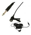 Microfon lavaliera 600ohm 6.35mm 100-20KHZ